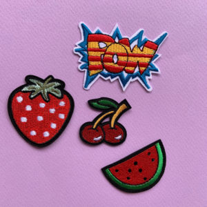 FRUITY PATCH SET