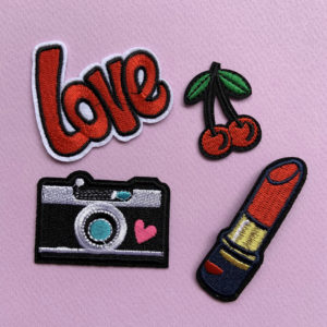 LOVE PATCH SET