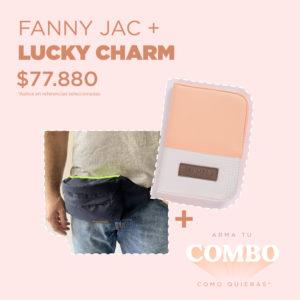 FANNY JAC + LUCKY CHARM