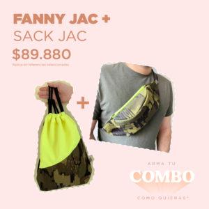 FANNY JAC + SACK JAC